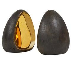 Carl Auböck Model #4636 Brass Bookends