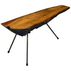 Carl Auböck Side Table, 1950s