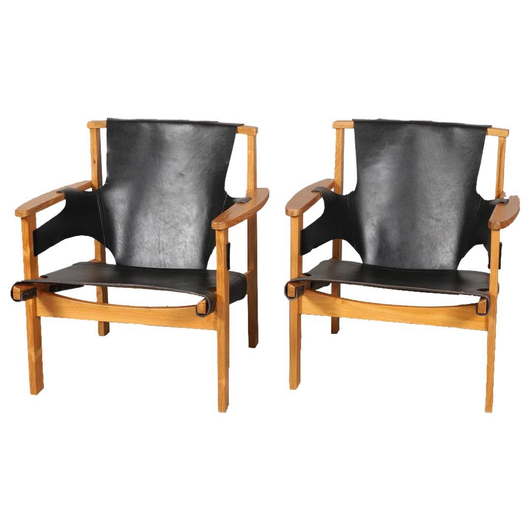 Carl-Axel Acking for NK 'Nordiska Kompaniet', 'Trienna' Chairs