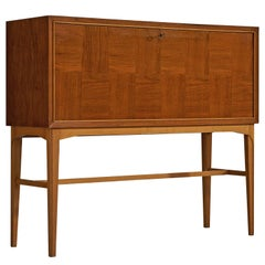 Carl Axel Acking Teak Cabinet Bar