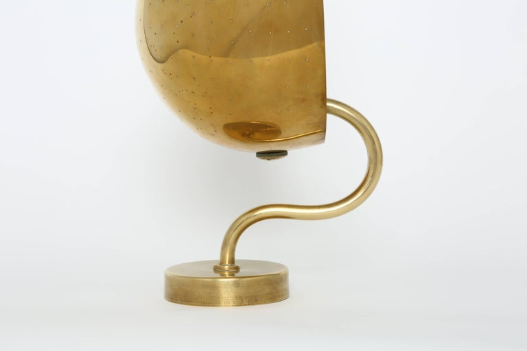 Carl-Axel Acking Wall Lamps in Brass For Sale 1