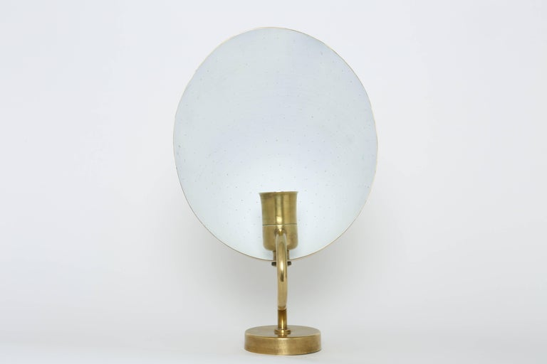 Carl-Axel Acking Wall Lamps in Brass For Sale 2