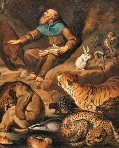 Saint Blaise & The Wild Animals,