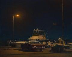 Harbor Parking Nocturne