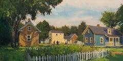 Historic Village Morning