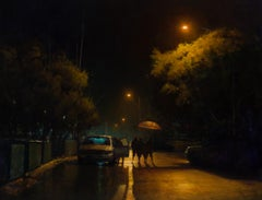 Nocturnal Rain