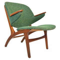 Carl Edward Matthes Model 33A Lounge Chair in Teak