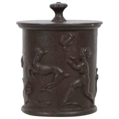 Carl Elmberg, Cast Iron Jar, Näfveqvarns Bruk, Sweden 1920s