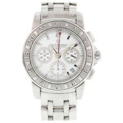 Carl F Bucherer Patravi 10610.08 Chronograph GMT Watch