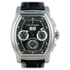 Carl F. Bucherer Patravi 10615.08, Case, Certified and Warranty