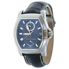Carl F Bucherer Patravi T-24 Stainless Steel Watch 10612.08