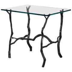 Carl Gillberg Bronze Side Table