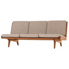 Carl Gustaf Hiort af Ornäs Sofa Model Trienna Produced in Finland