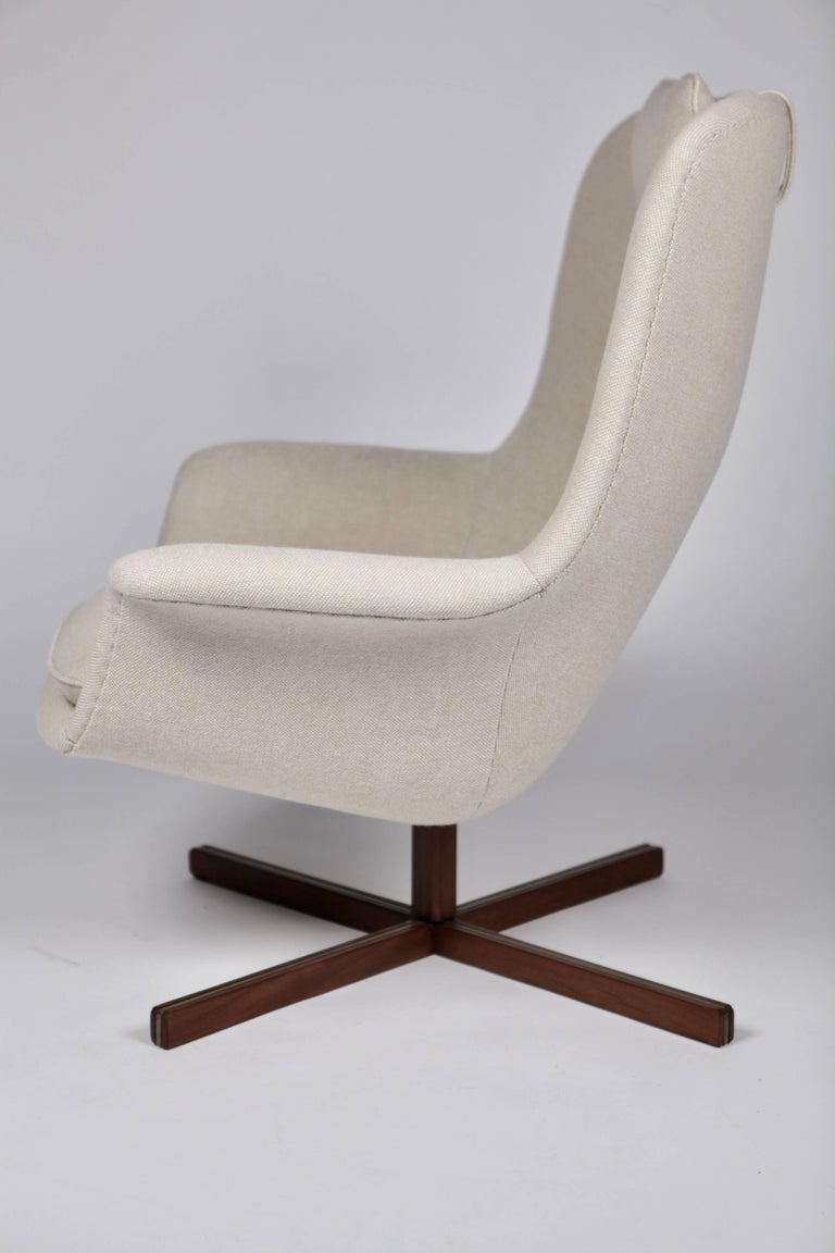 Carl Gustaf Hiort af Ornäs, Caravelle Armchair, Finland, 1962 In Excellent Condition For Sale In Hamburg, Hamburg