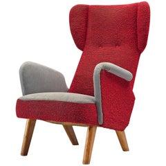 Carl Gustaf Hiort Lounge Chair