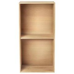 Carl Hansen FK63 1120 Deep Bookcase in Oak Oil by Fabricius & Kastholm