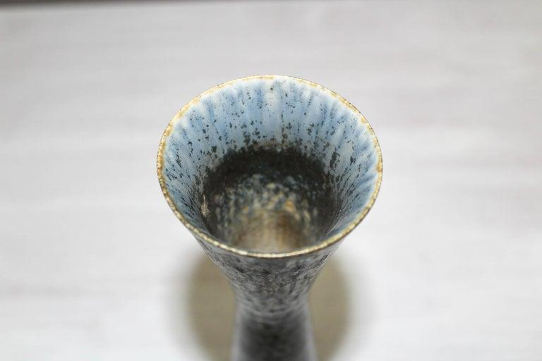 Carl-Harry Stålhane Ceramic Vase by Rörstrand For Sale 2