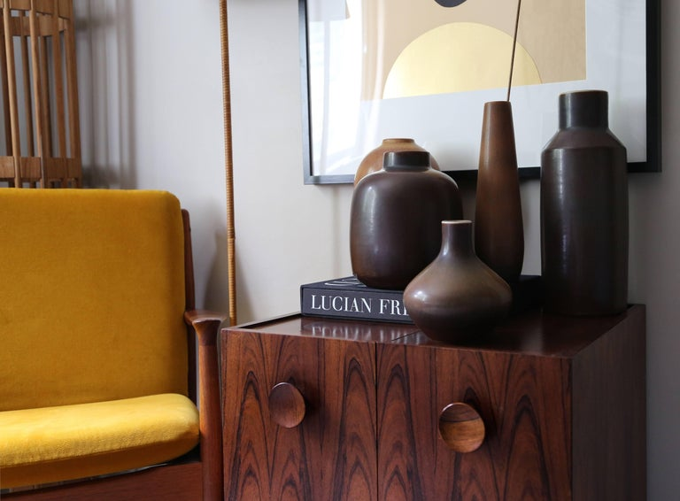 Carl-Harry Stålhane & Gunnar Nylund Collection of Decorative Vessels, 1950s For Sale 2