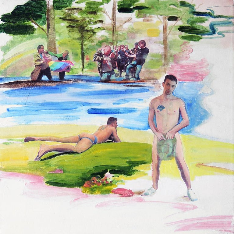 Paradise - Art by Carl James Ferrero