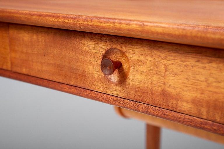 Mid-20th Century Carl Malmsten Birgitta Dressing Table, Mahogany