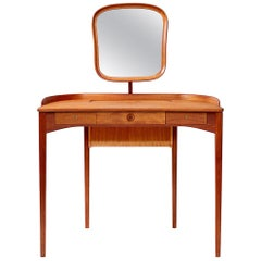 Carl Malmsten Birgitta Dressing Table, Mahogany