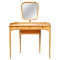 Carl Malmsten Birgitta Dressing Table, Oak