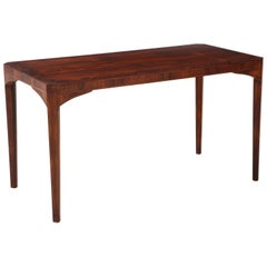 Carl Malmsten Rosewood Side Table, circa 1967