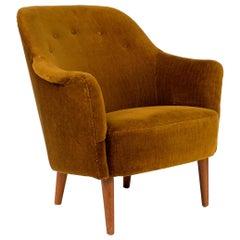 "Carl Malmsten ""Samspel"" Lounge Chair, 1960s"