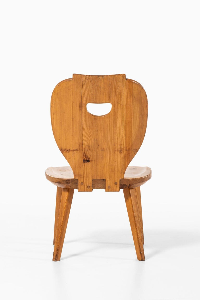 Mid-20th Century Carl Malmsten Seating Group Produced by Svensk Fur in Sweden For Sale
