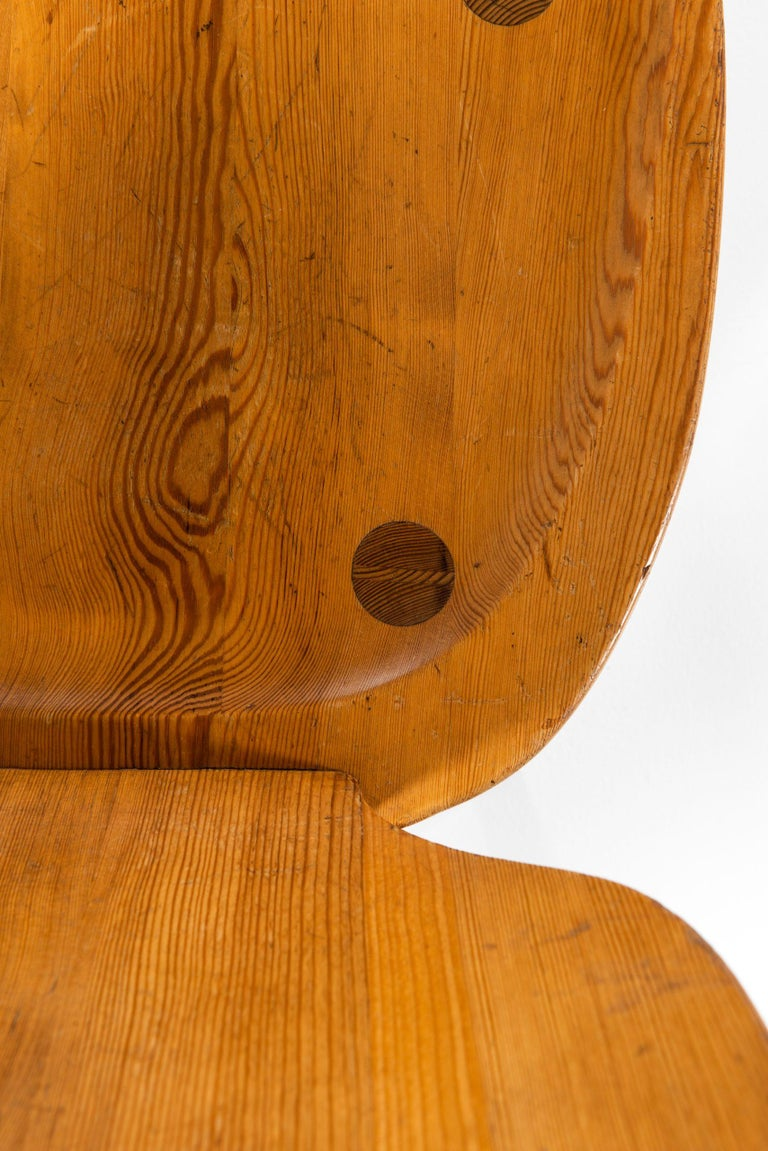 Carl Malmsten Seating Group Produced by Svensk Fur in Sweden For Sale 1