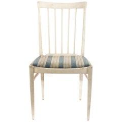 """Carl Malmsten Set of Chairs """"Herrgården"""" for Bodafors"""