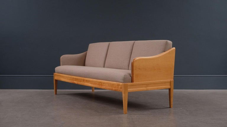 European Carl Malmsten Sofa / Daybed For Sale