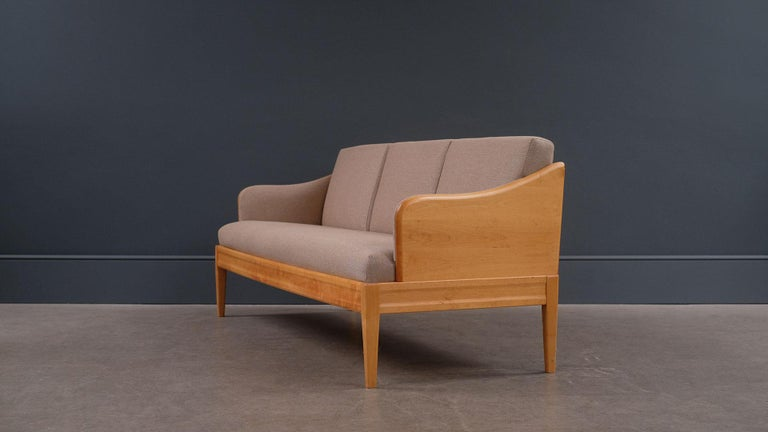 Carl Malmsten Sofa / Daybed In Good Condition For Sale In London, GB