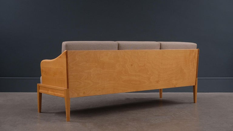 20th Century Carl Malmsten Sofa / Daybed For Sale