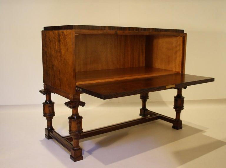 Carl Malmsten Swedish Grace Cabinet, 1920s For Sale 3