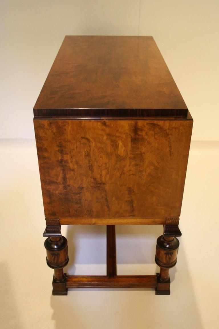 Carl Malmsten Swedish Grace Cabinet, 1920s For Sale 4