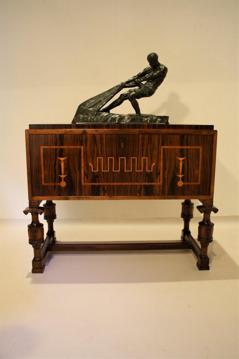 Carl Malmsten Swedish Grace Cabinet, 1920s For Sale 6