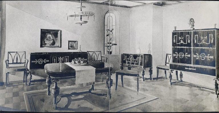 Carl Malmsten Swedish Grace Cabinet, 1920s For Sale 7