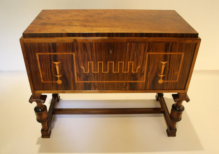 Carl Malmsten Swedish Grace Cabinet, 1920s In Good Condition For Sale In Belgium, BE