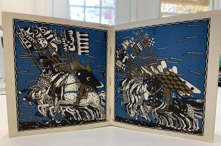 Die Nibelungen dem Deutschen Volke - Print by Carl Otto Czeschka