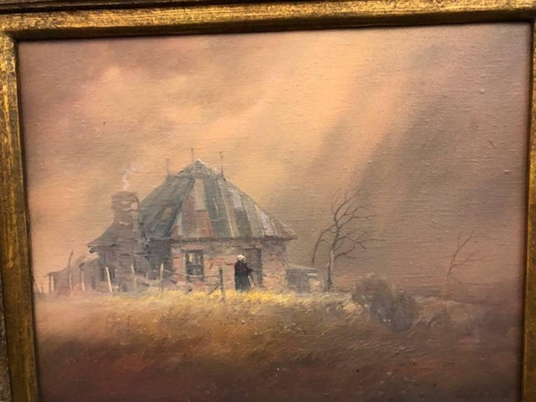 American Carl Smith Painting For Sale