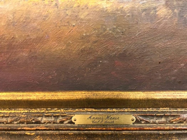 Carl Smith Painting In Excellent Condition For Sale In Houston, TX