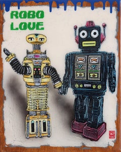 Golden Robo Love