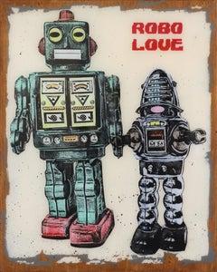 Green Robo Love