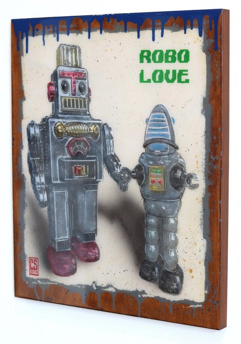 Silver Robo Love For Sale 1