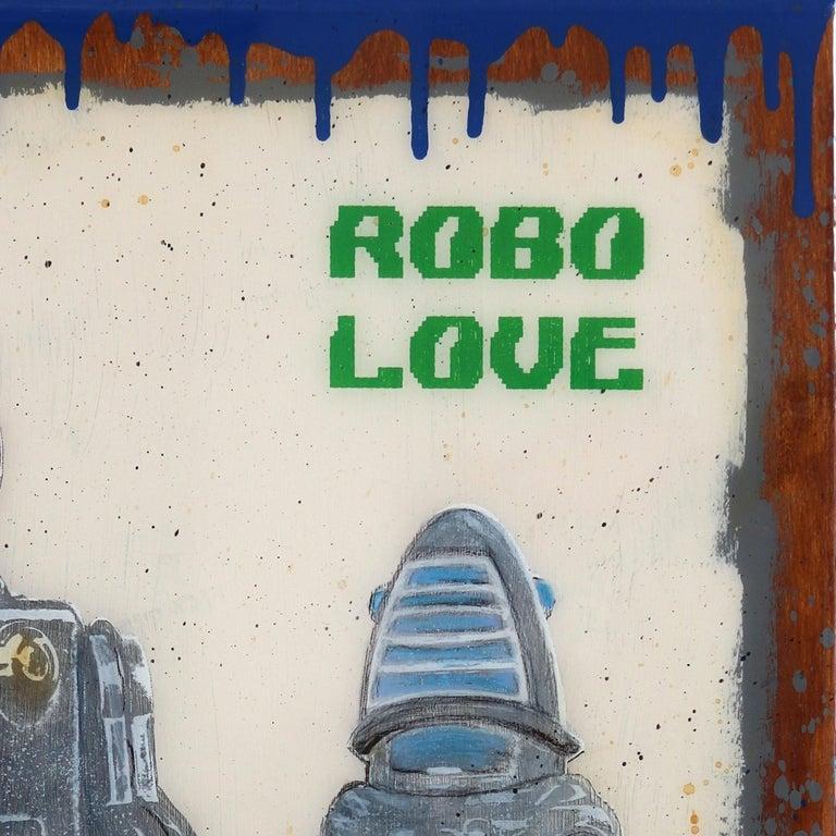 Silver Robo Love For Sale 2