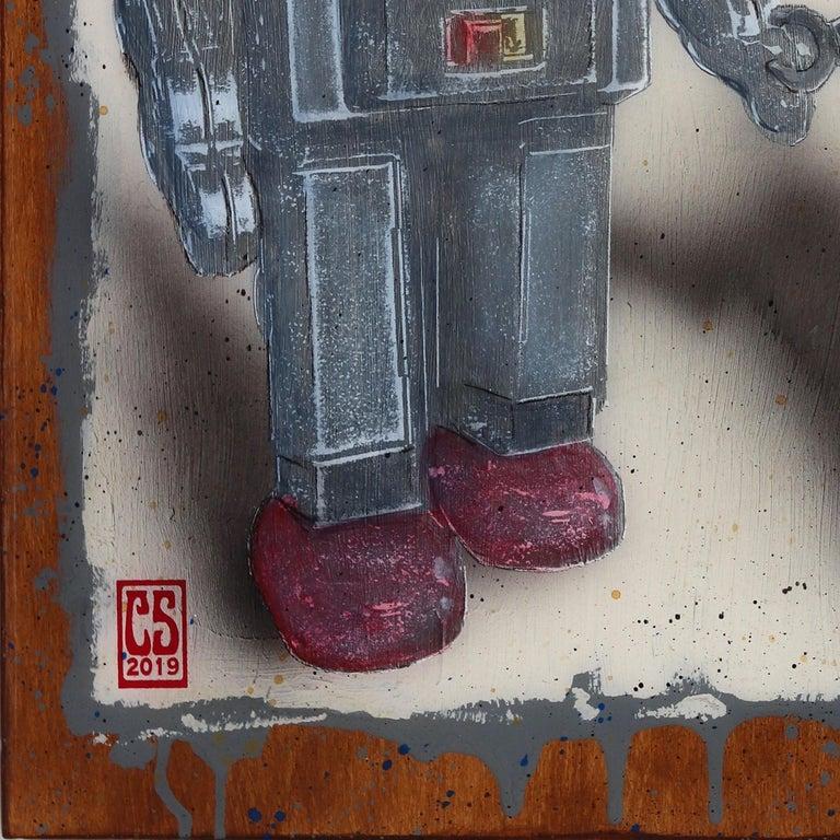 Silver Robo Love For Sale 4