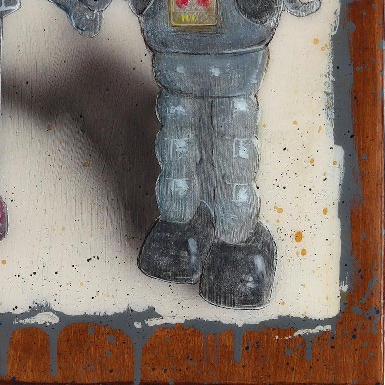 Silver Robo Love For Sale 5