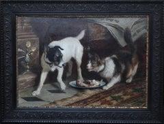 Victorian Interior Paintings