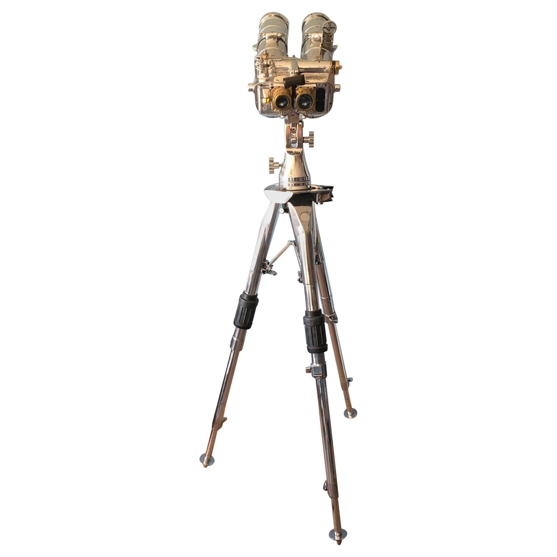 Carl Zeiss Marine Binoculars WWII